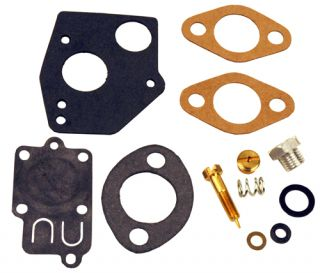 Carburetor Overhaul Kit Replaces Briggs & Stratton Later Pulsa Jet Kit