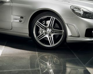 18 AMG Wheels Mercedes CL E CLS SL S55 CLK E55 AMG Rims