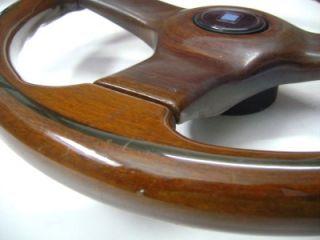 Nardi Classic Wood Original Steering Wheel