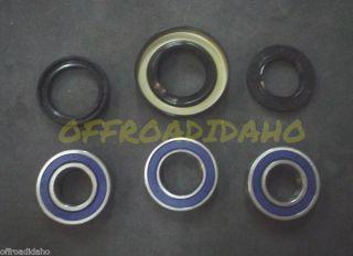 Rear Wheel Bearings Honda TRX350 Rancher 350 2 4W 00 06