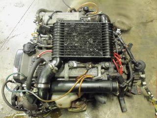 Toyota Starlet GT Paseo Tercel JDM 4EFTE Engine 4E FTE Motor Trans