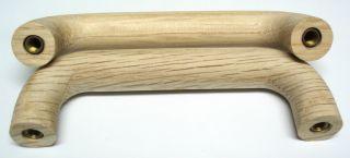 Oak Wood Cabinet Handles Drawer Pulls Knobs $2 00 Shipping Order 1