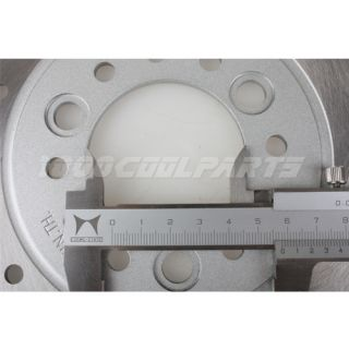 Rear Disc Brake Rotor GY6 150cc 250cc Scooter Moped Jonway Roketa