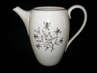 Lenox China Princess X516 Coffee Pot No Lid