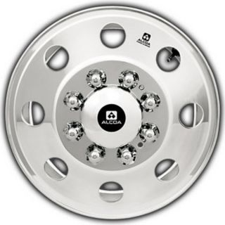 Dually Alcoa Wheels Classic Ford F350 E 350