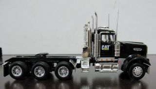 50 Scale Kenworh W900 w Lowboy railer and Ca 950H