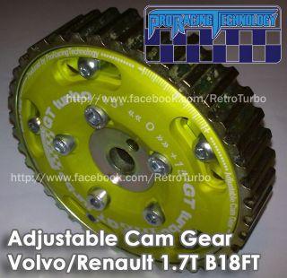 Wheel Volvo 240 740 940 B234 B204 16V Adjustable Cam Wheels 15