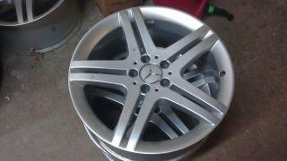 Mercedes Benz Wheels SL E CL CLS s CLK 500 550 320 350 600 Factory