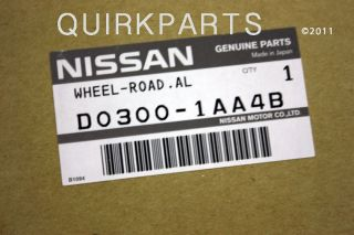 ORIGINAL EQUIPMEN 20 Inch Alloy Wheel Rim for your Nissan Murano