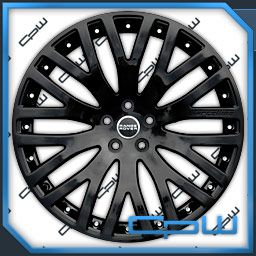 Range Rover Sport LR3 LR4 22 Wheels Rims Gloss Black HSE Set 4