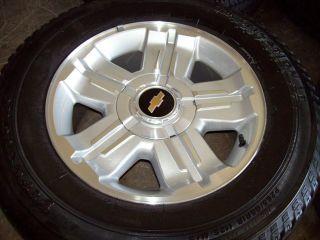 18 Chevy GMC Suburban Tahoe Excalade Wheels Tires Silverado Yukon