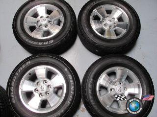 Tacoma Factory 17 Wheels Tires Rims 4Runner FJ Tundra Sequoia
