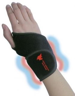 Gel Wrist Support All in 1 Hot Cold Therapy Compression Support Carpal
