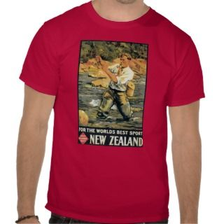 New Zealand: For the Worlds Best Sport Shirts