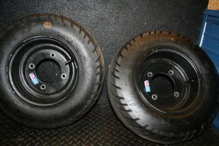 KFX450 KFX 450 450 Douglas Front Wheels Rims Tires