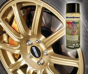Grimmspeed Gold Wheel Touch Up Paint 054001