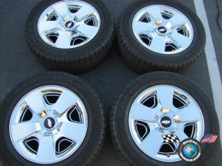 Silverado Tahoe Factory 20 Wheels Tires OEM Rims Avalanche Suburban