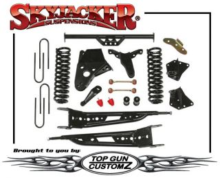 83 97 Ford Ranger Skyjacker Class II Lift Kit