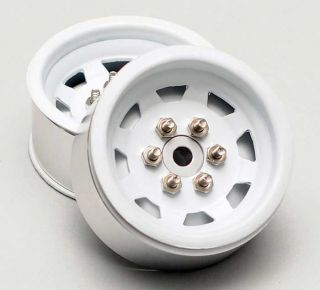 Crawler 1.9 OEM Style Beadlock Wheels (4) by RC4WD Part # BL99 Rims