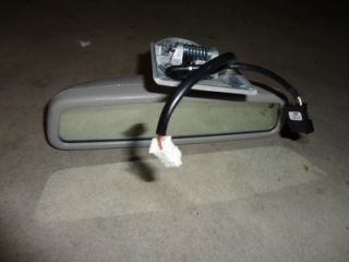04 07 Mercedes Benz C320 C230 C280 Auto Dim Rear View Mirror 4 w