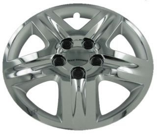 inch Fit Hub Cap Chrome Lug Full Skin Rim Cover for Steel Wheel