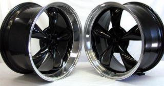 Mustang ® Bullitt Wheels 18x9 & 18x10 inch 2005   2012, 18 inch Rims