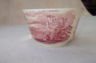 Antique Royal Staffordshire Pottery Tea Cup Jenny Lind 1795 England