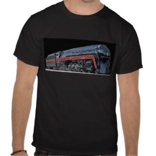 Norfolk & Western Class J Steam Locomotive Shirt