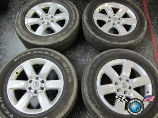 08 12 Nissan Titan Armada Factory 20 Wheels Tires Rims 62492