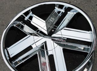Greed Trapp 934 22 Chrome Rims Wheels Audi Q5