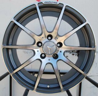 18 Mercedes AMG Wheels Rims C240 C300 C350 E320 E350