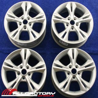 Ford Focus 16 2012 12 Factory Wheels Rims Set 4 Four 3878
