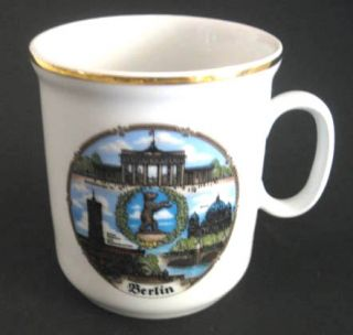 Bavaria TK Berlin Capital Germany 12 oz Coffee Cup Mug