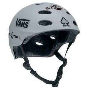 Pro Tec Ace Bucky Lasek Skateboard Helmet Gray s M L XL