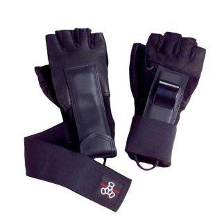 Triple Eight Hired Hands Skateboard Wrist Guards s XL