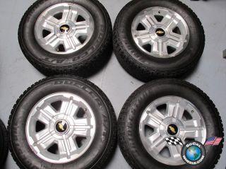 Tahoe Factory 18 Wheels Tires OEM Rims 1500 Suburban Silverado 5300