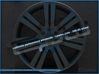 24 inch Wheels Rims Matte Black for Cadillac Escalade ESV Ext 24S