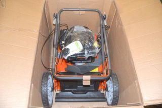 Husqvarna 6021P Gas Powered 3 N 1 Push Lawn Mower w/ High Back Wheels