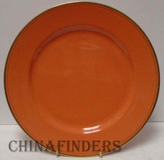 Fitz Floyd China Pavillon Apricot Charger Service Plate