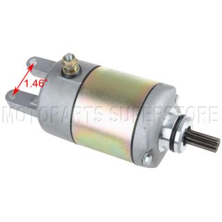 Teeth Starter Motor 250cc Linhai Yamaha Water Cooled Engine Scooter