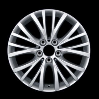 18 M Sport Silver Wheels Rims Fit BMW 3 Series E90 323i 325i 328i