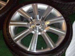 22 Land Range Rover Stormer Style Wheels LR2 LR3 Sport Disco BMW x5