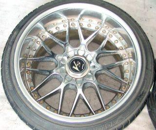 Work vs MX 18 12J 4 5x114 Alloy Wheels Rims R32 r33 s13 Supra