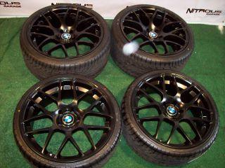 M310 Wheels Black BMW E60 525 528 530 535 545 550 M5 310 Tires