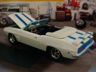 69 Pontiac Trans Am RAM Air IV Convt 1 64 Scale Limited