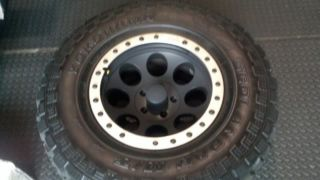 17 Mickey Thompson wheels and 35 Geolander Tires for 2007+ Jeep JK