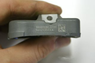 Dodge RAM TPMS Tire Pressure Sensor 56029359AA