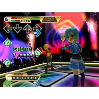 Nintendo Wii Console HD Dance Revolution Hottest Party
