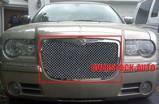 05 10 Chrysler 300 300C Stainless Steel Mesh Grille Grill Insert