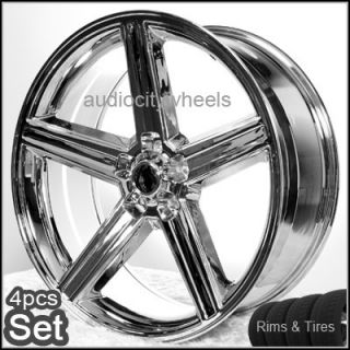 26 IROC Wheels Tires 5LUG Elcamino Camaro Rims Chevy